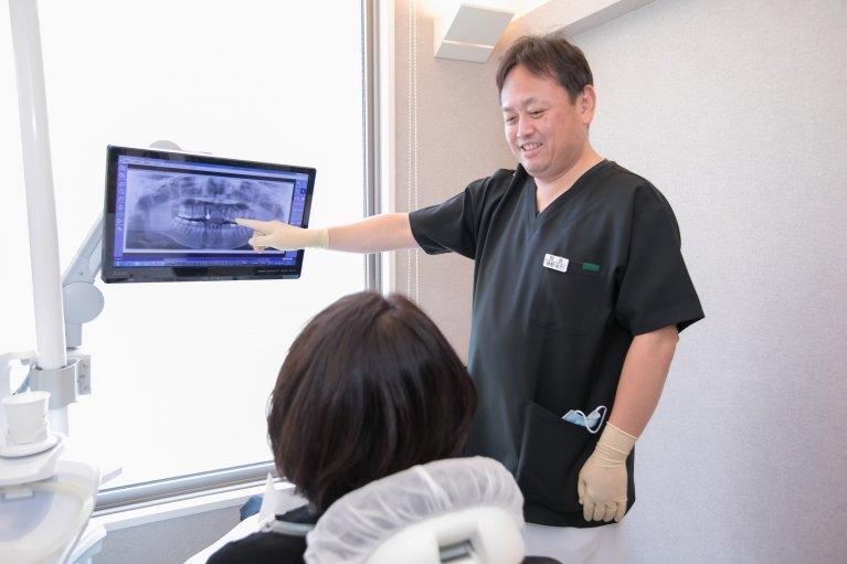 ほとんどの歯並びの乱れに対応可能