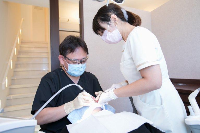 インビザライン認定医による治療